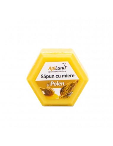 Săpun cu miere și polen