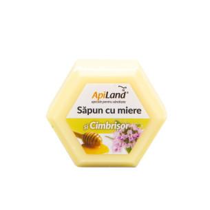 Sapun cu miere de cimbri?or