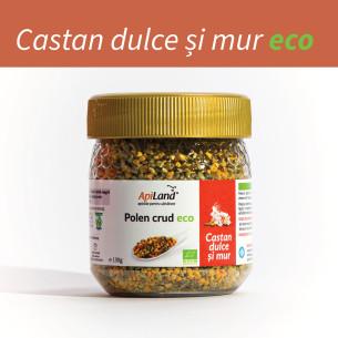 Polen crud castan dulce și mur ECO