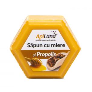 Săpun cu miere și propolis