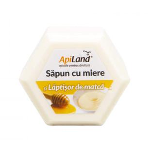 Săpun cu miere și lăptișor de matcă