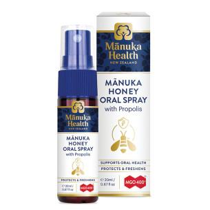 Spray oral Manuka Health