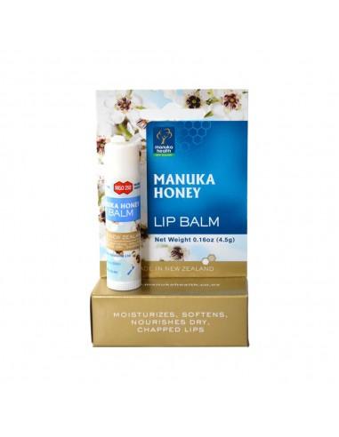 Balsam de buze Manuka Honey