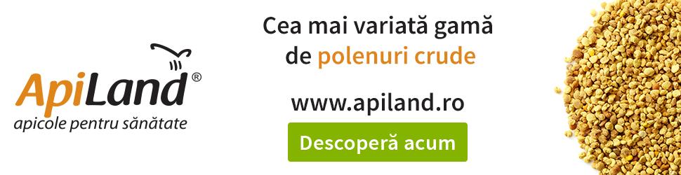 Gama de polenuri crude ApiLand