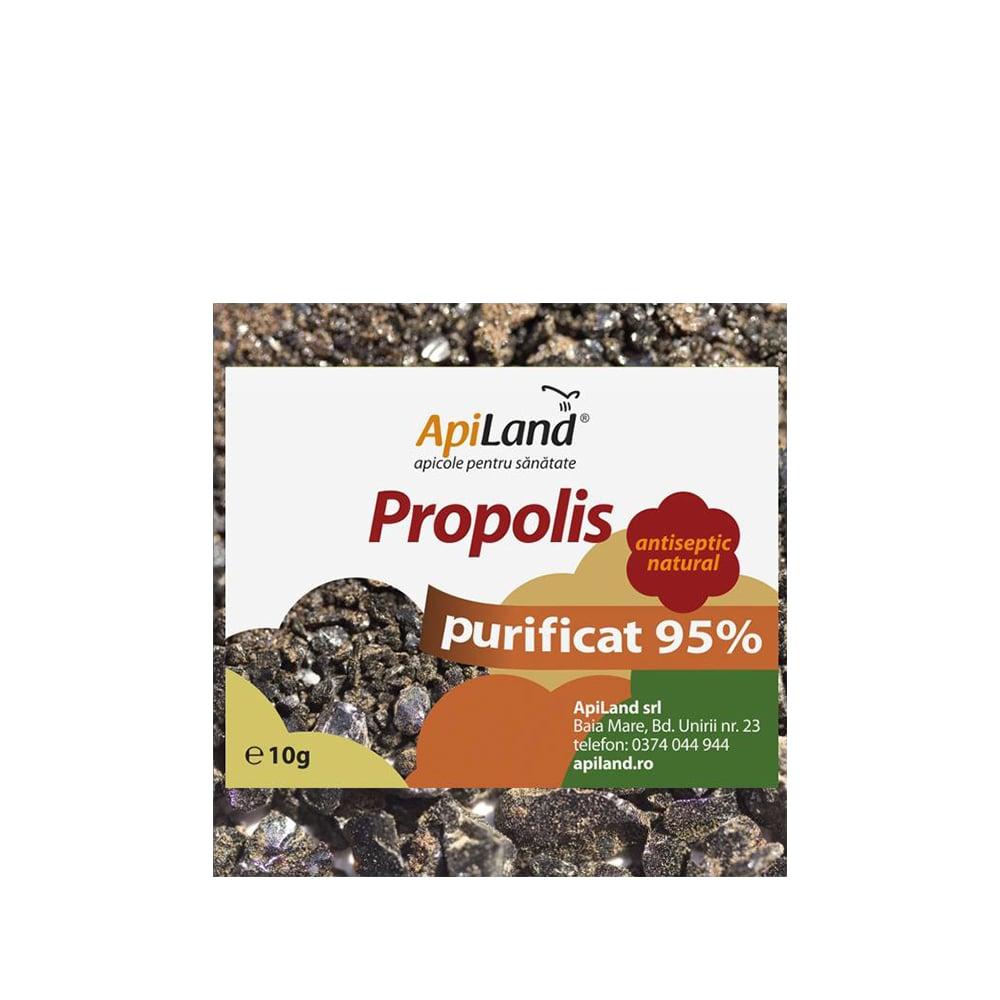 Propolis brut purificat ApiLand