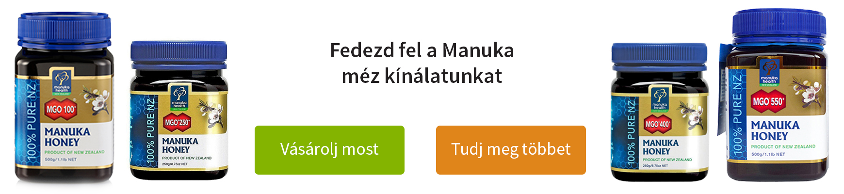 Manuka mez